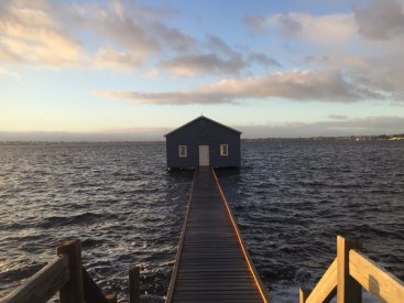 Perth City to Surf – The Boathouse